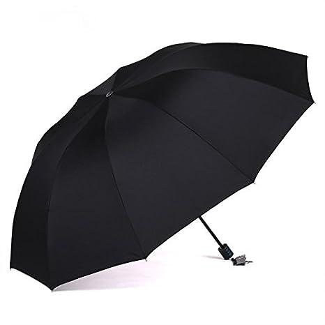 Portable Standing Umbrella - 152cm Big umbrella men rain woman windproof large paraguas male Women Sun