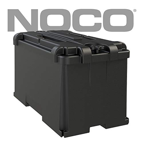 NOCO HM408 4D Commercial Grade Battery Box for Automotive, Marine and RV -