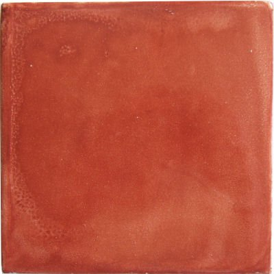 6x6 4 pcs Terracotta Clay Tile