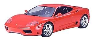 Tamiya 24298 Maqueta Ferrari 360 Modena, Rojo, Escala 1:24