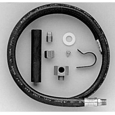 AMRI-18080-0000* Permanent Oil Drain Hose Kit ()