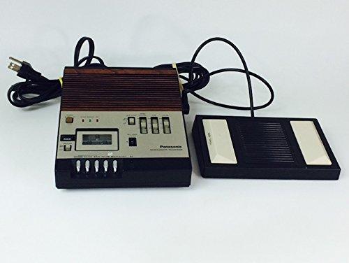 Panasonic Rr-900d Rr900d Microcassette Transcriber Transcription (Matsushita Electronics)