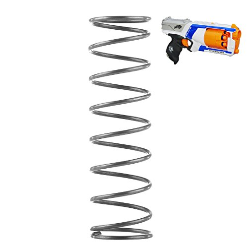 - Goshfun Modified 6KG Upgraded Spring for Nerf N-Strike Elite Strongarm Blaster