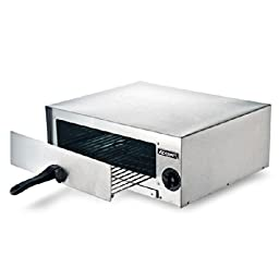 Adcraft Countertop Stainless Steel Pizza Snack Oven, 120 Volts -- 1 each.