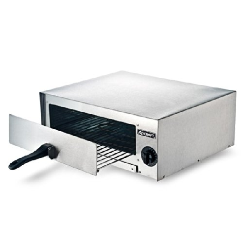 Pizza/Snack Oven, Stainless Steel, 120V, Lot of 1 - Adcraft Cookware Set