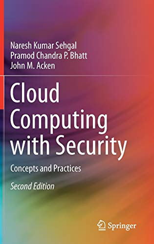 Cloud Computing with Security: Concepts and Practices