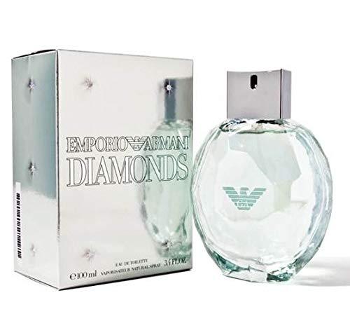 Emporio Ârmani Diamonds by Giorgîo Ârmani Eau De Parfum Spray for Women 3.4 OZ/ 100 ML