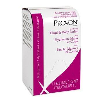 Nxt 1000ml Lotion (Provon Nxt Moist Hand/Body Lotion 1000Ml 8 by Gojo)