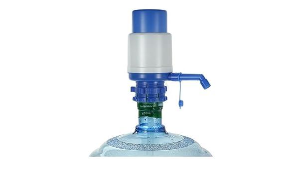 Amazon.com : Bottled Drinking Water Hand Press Pump 5-6 Gal Dispenser BML Brand // Bomba de prensa el agua embotellada para beber mano dispensador de 5.6 ...