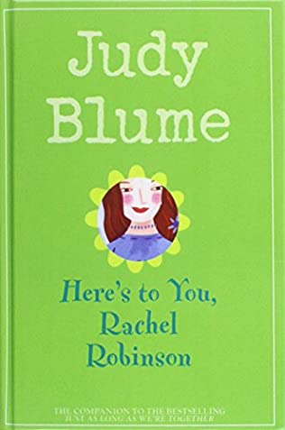 book cover of Here\'s to You, Rachel Robinson