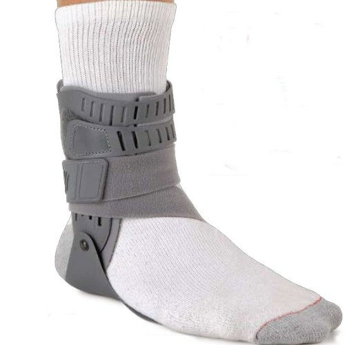 Ossur Rebound Hinged Ankle Brace (Small - Left - With Stability Strap)