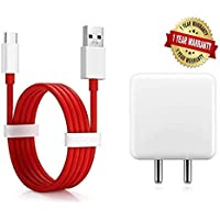 Case Plus Dash Compatible Dash & WARP OG Fast Charging and Sync USB Type C Cable Suitable for One Plus All Type C Devices (Dash Cable, RED) (oneplus Dash Cable(RED))