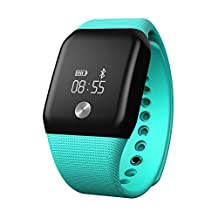 Aicarey A99 Smart Bracelet Sport Pedometer SmartBand Heart Rate Fitness Watch Blood Oxygen Pressure Monitor Wristband For iOS/Android