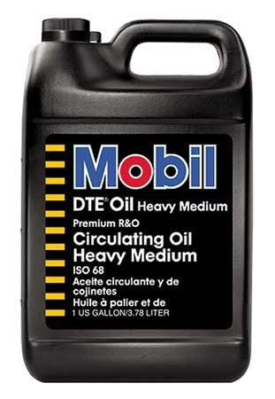 Mobil DTE Heavy Medium, ISO 68, 1 gal. by Mobil