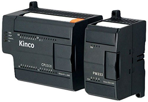 Kinco Automation K531-04RD Programmable Logic Controller, Analog Inputs