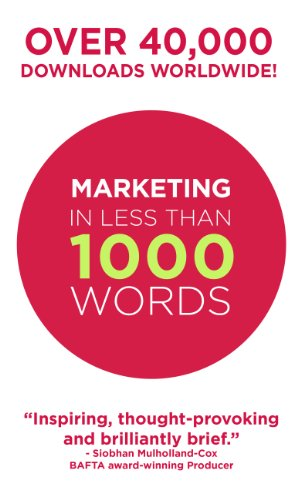 Marketing Less Than 1000 Words ebook product image