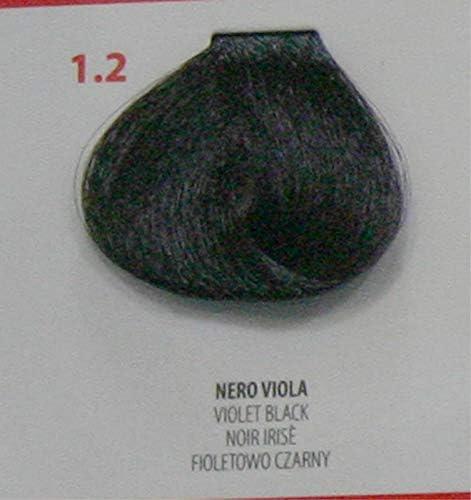 JOXIR Tinte para el cabello negro violeta con aloe y hierbas ...