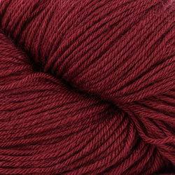 - Valley Yarns Charlemont Fingering Weight Sock Yarn, Superwash Merino Wool/Silk/Polyamide - Burgundy
