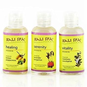 Amazon.com: Aceite de Coco Virgen Spa Bali Aromaterapia ...