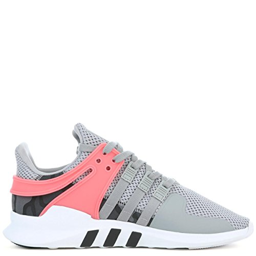adidas Women's Equipment Support a Low-Top Sneakers, Grey Mgsogr/Cblack/Turbo