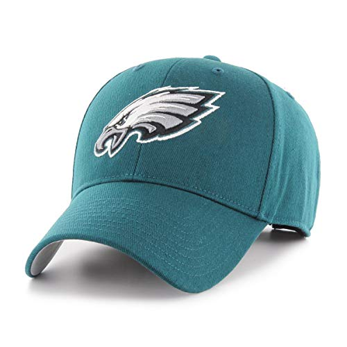 NFL Philadelphia Eagles OTS All-Star MVP Adjustable Hat, Pacific Green, One Size