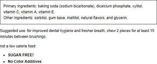 Between! Dental Gum Sugar Free Cool Mint 12 Pack(S)