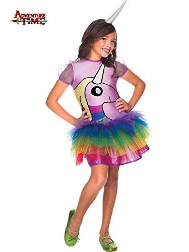 (Rubie's Costume Adventure Time Lady Rainicorn Child Costume,)