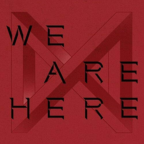 MONSTA X WE ARE HERE 2nd Album TAKE.2 VER.IV CD+POSTER+Photo Book+2p Card+1ea Pre-Order Item (1p Unit Photo Card+1p Transparent Photo Card+1p Heart Photo Card+1p Polaroid Card)+1p GIFT+TRACKING CODE (Polaroid Transparent)