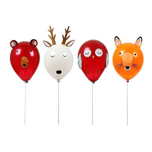 Meri Meri Forest Animals Balloon Kit by Meri Meri