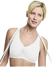 Hanes Women's Comfort-Blend Flex Fit Pullover Bra (2-Pack)