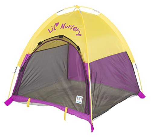 Pacific Play Tents Lil Nursery Portable Dome Tent for Infants - 36u0027 x 36u0027  sc 1 st  Mom Loves Best : childrens beach tent - memphite.com