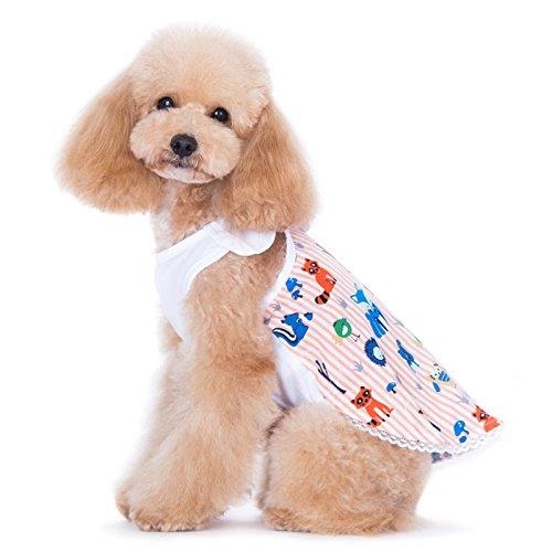 Animal Fun Dog Dress - Extra Extra Small