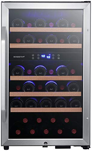 EdgeStar CWF380DZ 19 Inch Wide 38 Bottle Wine Cooler (Edgestar Wood Racks)