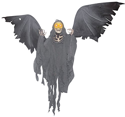 Animated Flying Reaper - ST -