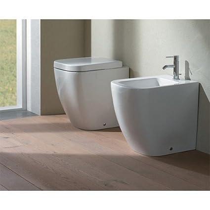 Globo Ceramica Sanitari.Health Wire Wall Ceramic Globo Stone 54 Multi Bidet Toilet