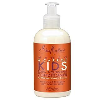 Shea Moisture Kids Extra-nourishing Conditioner, Mango & Carrot 8 oz