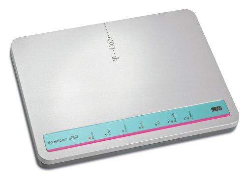 T-Com Speedport 500V Breitband-Router mit integriertem DSL-Modem