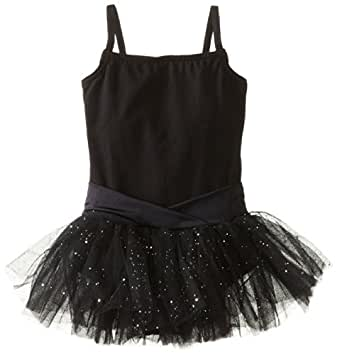 Capezio Kids Tutu Dress, Black,