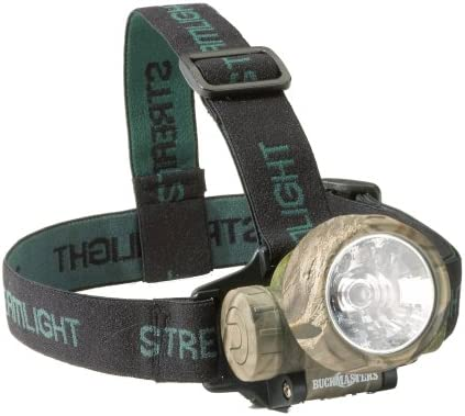 Streamlight 61070 BuckMasters Trident - best headlamp for hunting