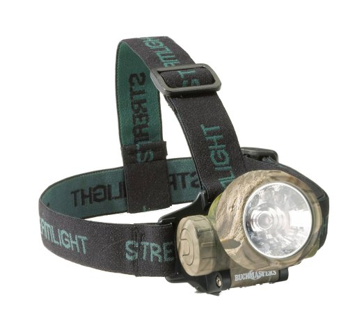 Price comparison product image Streamlight 61070 BuckMasters Trident Headlamp,  Camo