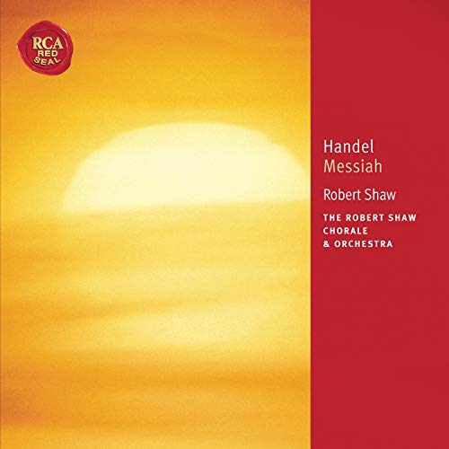 Messiah: Part the Second: No. 44 Chorus: - Hallelujah Handel Messiah