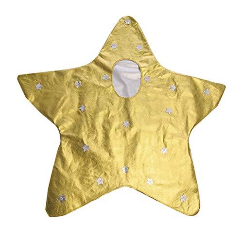Evaliana Christmas Nativity Kids Star Costume Boys Girls Xmas Party Fancy Dress ()