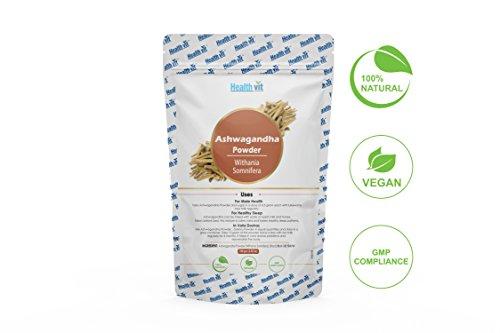 Healthvit Ashwagandha Powder 100Gms from Healthvit
