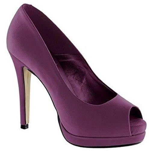 Chaussures Violettes Des Femmes Des Meilleures Connexions YurLqj1e3O