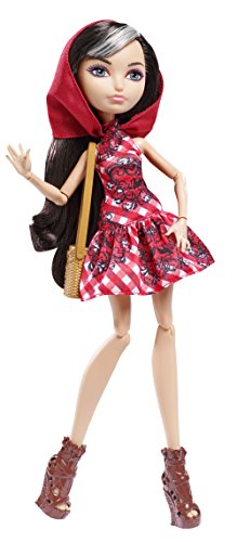 Ever After High Enchanted Picnic Cerise Hood Doll -
