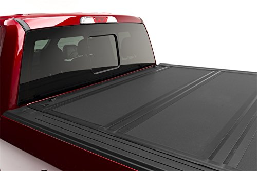 BAK Industries 35310 BakFlip HD All Metal Tonneau Bed Cover