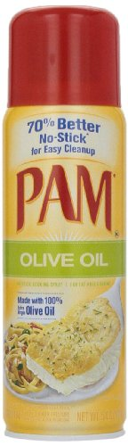 Pam Olive Oil Cooking Spray - 5 oz