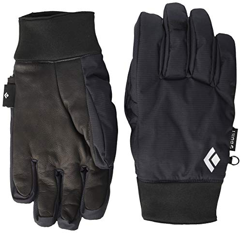 - Black Diamond BD801462BLAKLG_1 Midweight Waterproof Gloves, Black, Large