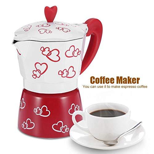 Coffee Pots - Aluminum Durable Coffee Pot Espresso Mug Pitcher Barista Craft Cappuccino Cups Latte - Bundt Stainless Colors Decker Using Reusable Replacement Glass Purple Plastic Camping Dr