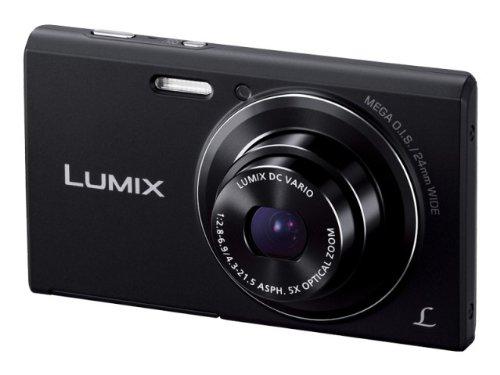 日本人気超絶の パナソニック デジタルカメラ ルミックス FH10 光学5倍 パナソニック ブラック B00B7FO0US DMC-FH10-K 光学5倍 ブラック B00B7FO0US, 測定工房:d2a7eea2 --- vanhavertotgracht.nl